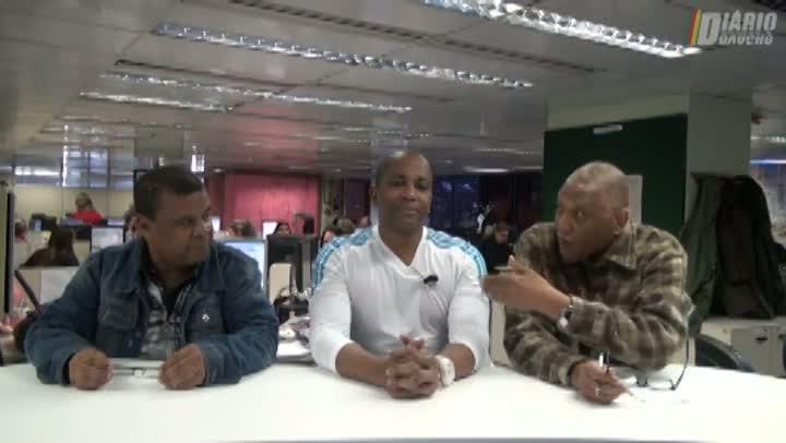 Coreógrafo da Unidos da Tijuca é reforço no Carnaval de Porto Alegre