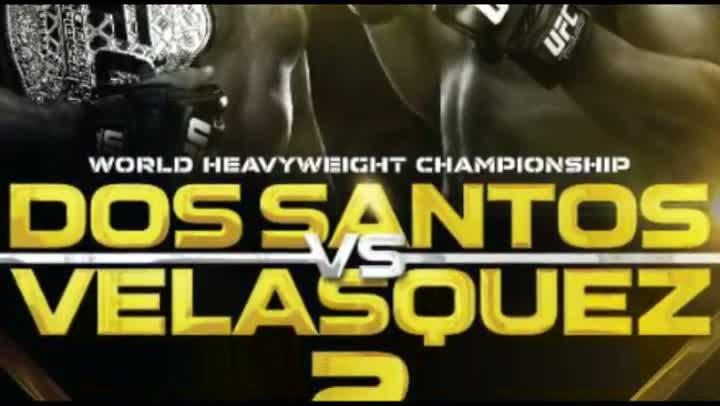 Cigano vs. Velasquez: luta pelo cinturão dos pesados neste sábado