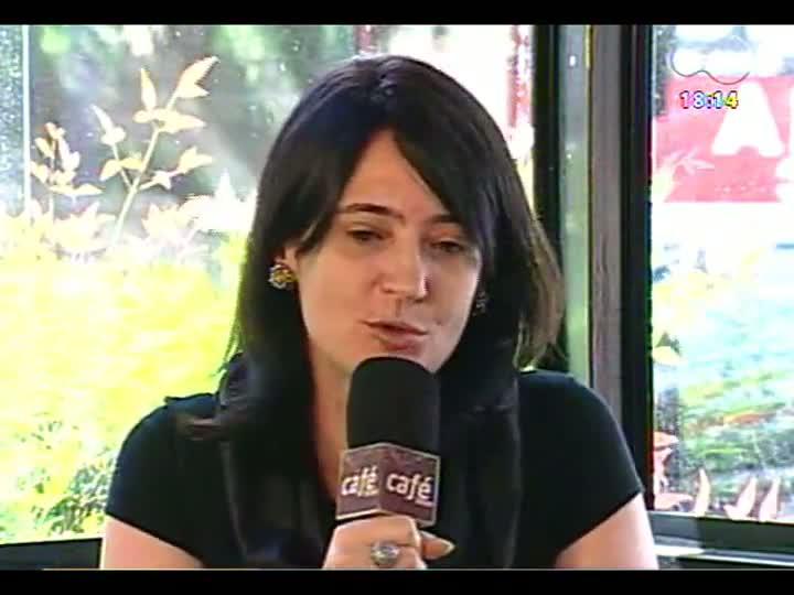 Café TVCOM - 12/01/2013 - Bloco 2 - Curiosidades sobre o Oscar