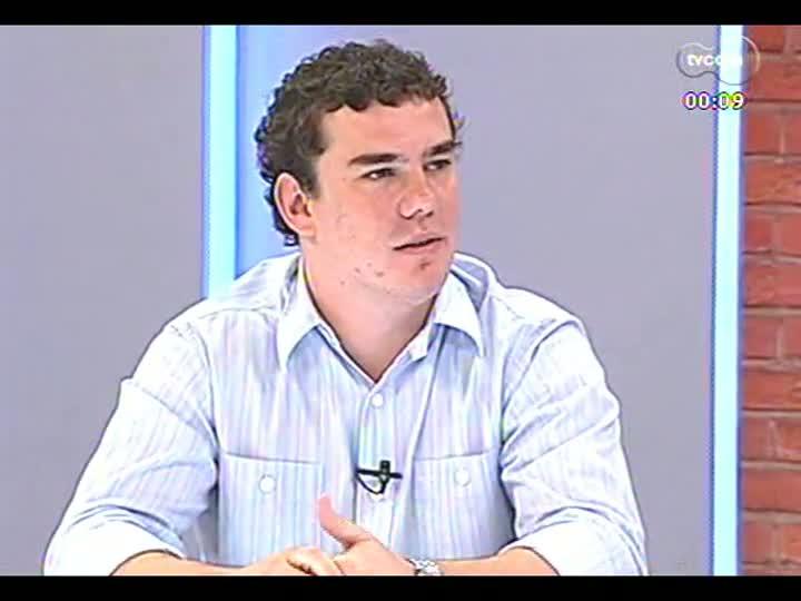 Mãos e Mentes - Ramiro Chaves Laurent, do Instituto Empreender Endeavor - Bloco 4 - 21/01/2013