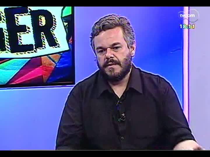 Programa do Roger - Rafael Malenotti e Frank Jorge falam do projeto Discografia Gaúcha - bloco 3 - 05/02/2013