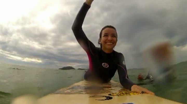 Surfe com o DC - Axé nas ondas do Riozinho