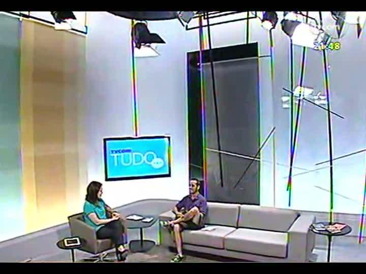 TVCOM Tudo Mais - Conversa com o cicloativista Renato Zerbinato