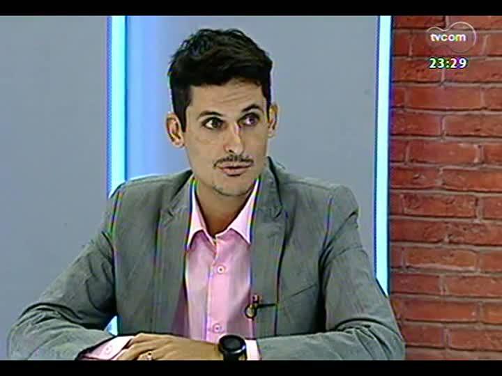 Mãos e Mentes - Presidente do Conselho Diretor da Junior Achievement/RS, José Antônio Verdi - Bloco 2 - 20/03/2013