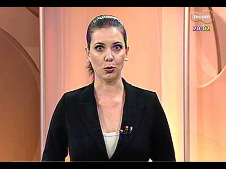TVCOM 20 Horas - Tragédia em Santa Maria: Ministério Público denuncia oito pessoas - Bloco 1 - 02/04/2013