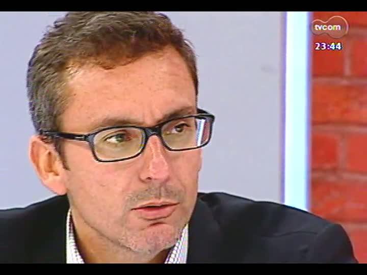 Mãos e Mentes - Diretor de Planejamento e Operações da agência de publicidade Globalcomm, Daniel Skowronsky - Bloco 2 - 23/04/2013