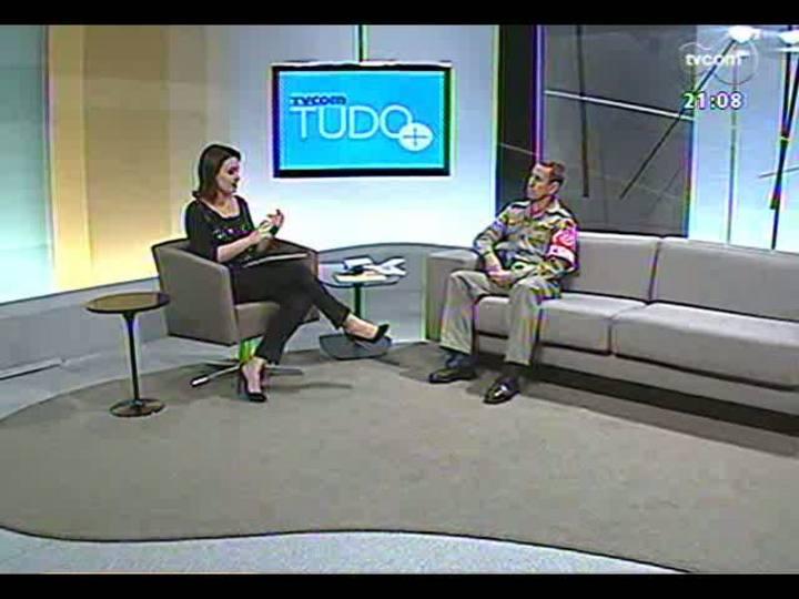TVCOM Tudo Mais - Bombeiro fala sobre a situação da casa noturna Cabaret após o incêndio e dá dicas de segurança