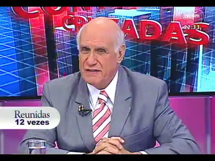 Conversas Cruzadas - ICMS: projeto aprovado em comissão do Senado pode prejudicar ainda mais as finanças do RS. O que fazer? - Bloco 2 - 10/05/2013