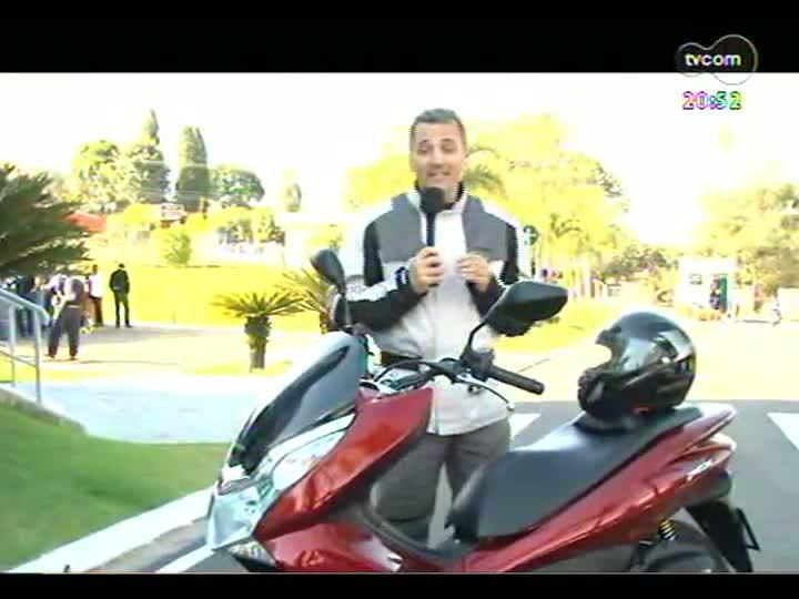 Carros e Motos - Conheça a nova scooter da Honda com tecnologia start/stop - Bloco 3 - 12/05/2013