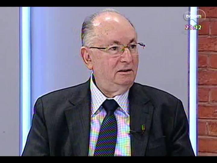 Mãos e Mentes - Presidente do Secovi RS e Agademi, Moacyr Schukster - Bloco 1 - 03/06/2013