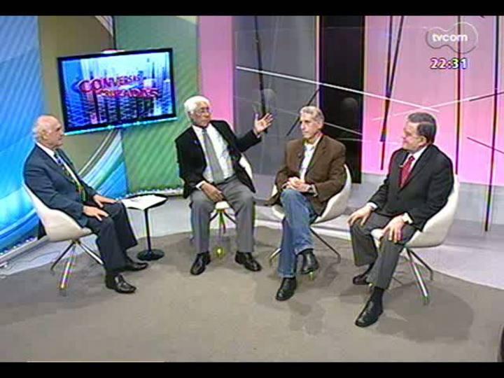 Conversas Cruzadas - Ex-prefeitos de Porto Alegre avaliam o que está sendo feito na cidade para receber o Mundial - Bloco 2 - 12/06/2013