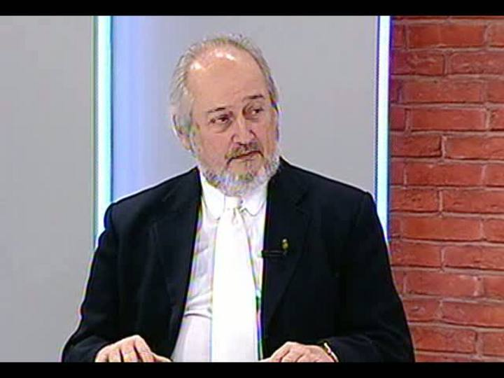 Mãos e Mentes - Ex-vereador e ex-deputado Flavio Koutzii - Bloco 1 - 30/06/2013