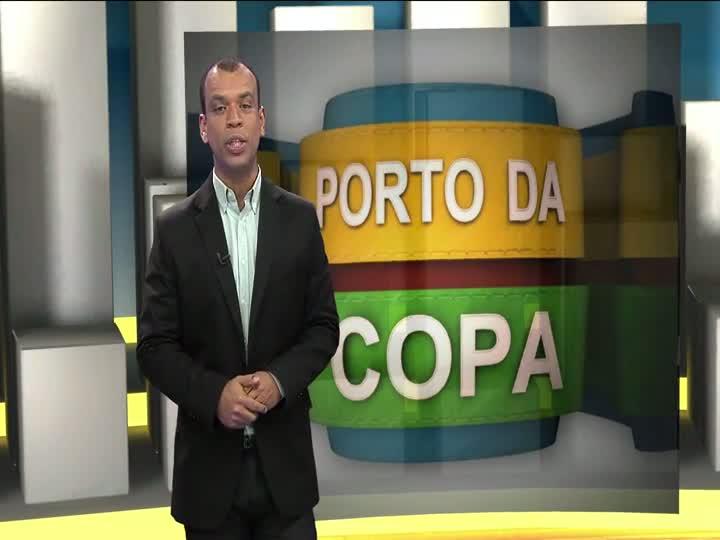 Porto da Copa - Conheça as aventuras dos jogadores no mundo da música e as relíquias das trilhas sonoras ligadas ao futebol - Bloco 3 - 01/07/2013