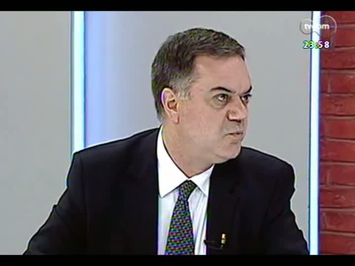 Mãos e Mentes - Secretário da Fazenda de Porto Alegre, Roberto Bertoncini - Bloco 3 - 10/07/2013