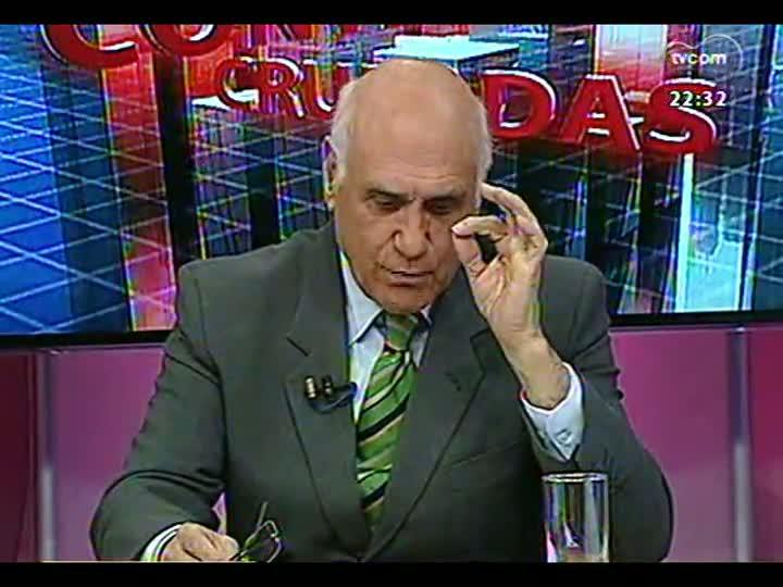 Conversas Cruzadas - Um debate sobre os principais itens em discussão da reforma política - Bloco 2 - 23/07/2013