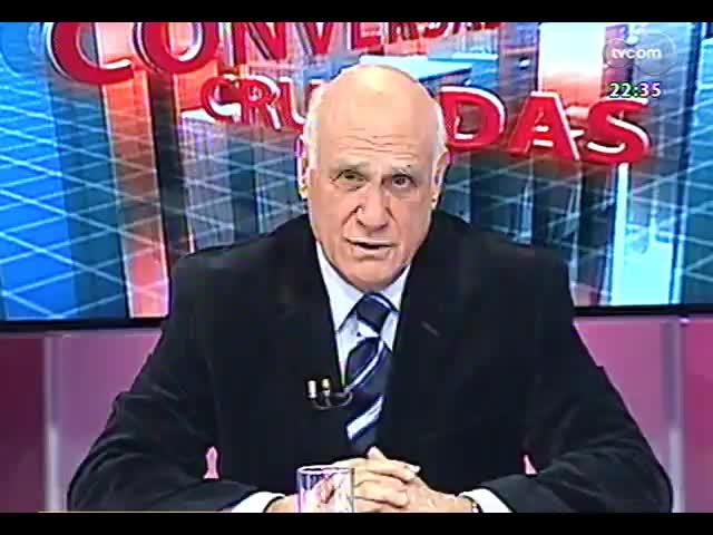 Conversas Cruzadas - Advogados fazem análise da do julgamento do Mensalão - Bloco 2 - 18/09/2013