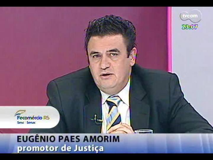 Conversas Cruzadas - Debate sobre a investigação da polícia com crimes cometidos durante protestos em Porto Alegre - Bloco 4 - 02/10/2013