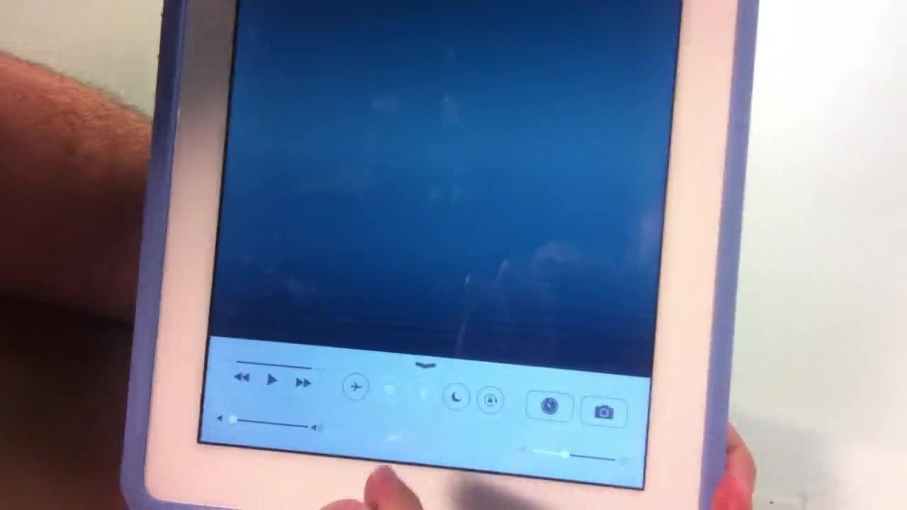 As novidades do iOS 7
