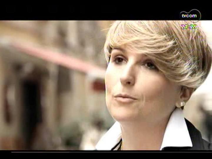 TVCOM Tudo Mais - As Patrícias: conversa com a cool hunter Fah Maioli