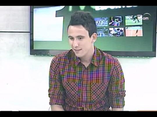 TVCom Esportes - 2o bloco - Entrevista - 4/12/2013