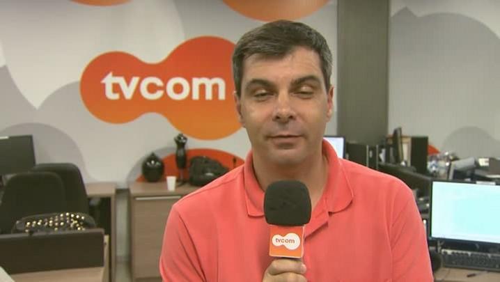 TVCOM Tudo Mais - Mensagens de Ano Novo da equipe da TVCOM - 31/12/2013