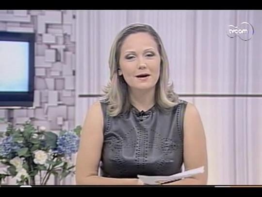 TVCOM Tudo Mais - 1o bloco - Micoses no verão - 06/01/2014