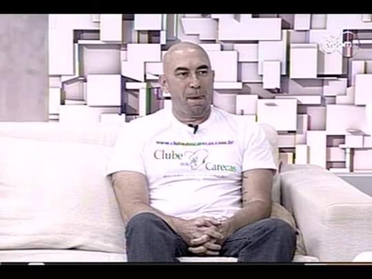 TVCOM Tudo+ - Clube dos carecas - 03/03/14