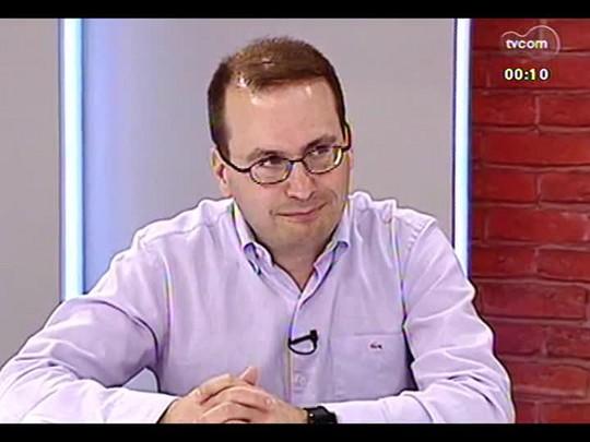 Mãos e Mentes - Doutor em comunicação pela PUCRS Eduardo Pellanda - Bloco 4 - 06/03/2014
