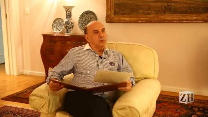 Com a Palavra: Sérgio Tutikian, embaixador brasileiro que serviu no Iraque de Saddam Hussein