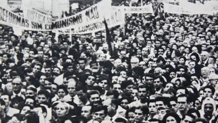 Edegar Schatzmann fala sobre o Golpe Militar de 1964