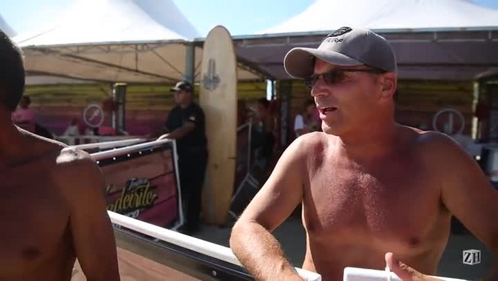 Pioneiros do surfe gaúcho - Teaser
