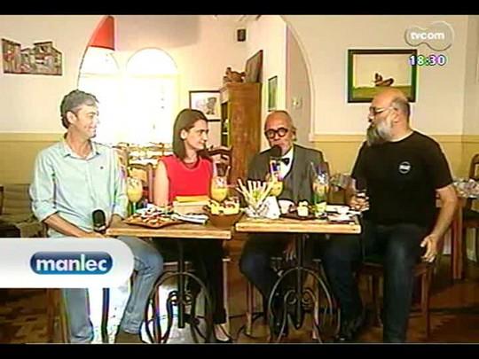 Café TVCOM - Conversa sobre as obras para a Copa do Mundo - Bloco 3 - 29/03/2014