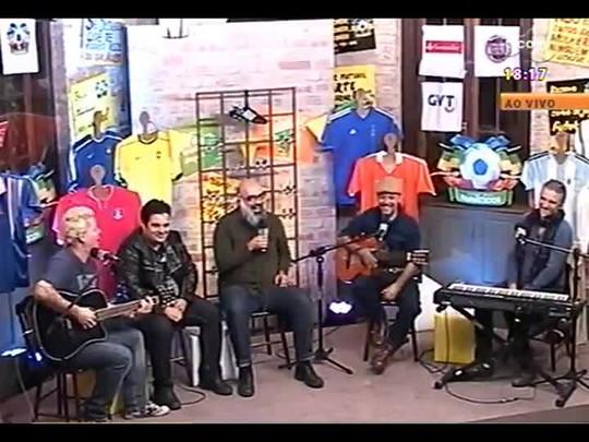 Programa do Roger - Bar dos Fanáticos: Neto Fagundes e Hique Gomez - Bloco 2 - 16/06/2014