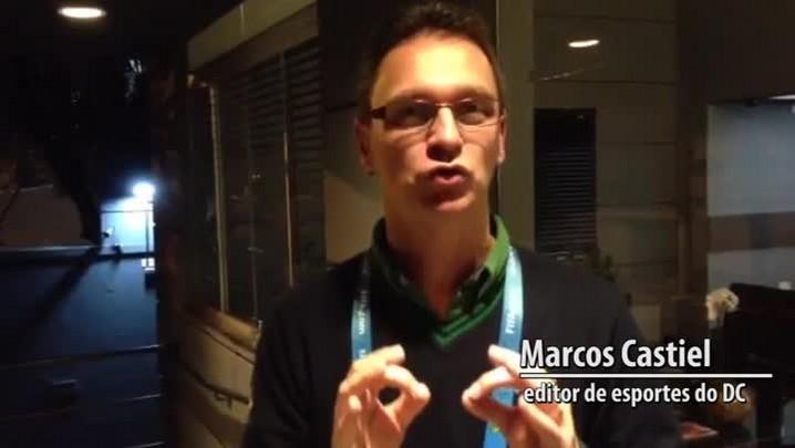 """Marcos Castiel: \""""Neymar, Fernandinho e mais nove na Seleção\"""""""