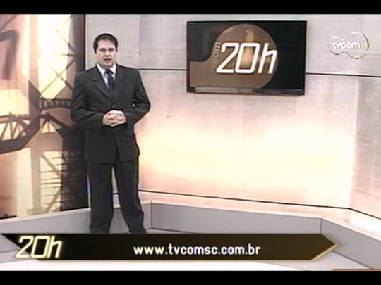 TVCOM 20 Horas - Menos de 10% dos boxes do Mercado Público estão funcionando na cidade - Bloco 3 - 25/06/14