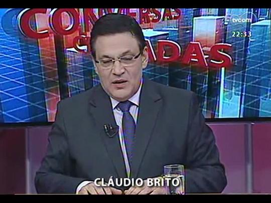 Conversas Cruzadas - O balanço geral da Copa do Mundo em Porto Alegre - Bloco 1 - 30/06/2014