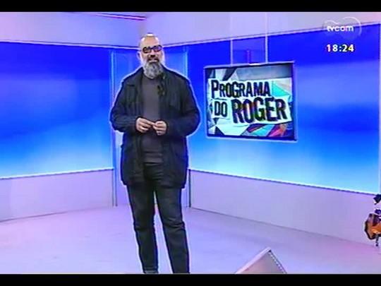 Programa do Roger - Banda Wannabe Jalva - Bloco 4 - 03/07/2014