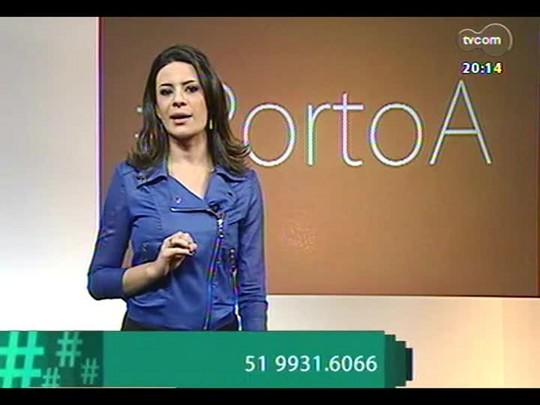#PortoA - \'Cãominhada solidária\' reúne 300 pessoas em Porto Alegre - 13/07/2014