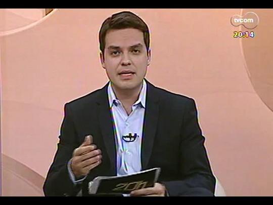 TVCOM 20 Horas - O reflexo no setor calçadista do estado com o desaquecimento da economia - Bloco 2 - 28/07/2014