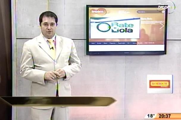 TVCOM 20 Horas - População deve fiscalizar irregularidades em campanhas nas ruas - 3º Bloco - 29/07/14