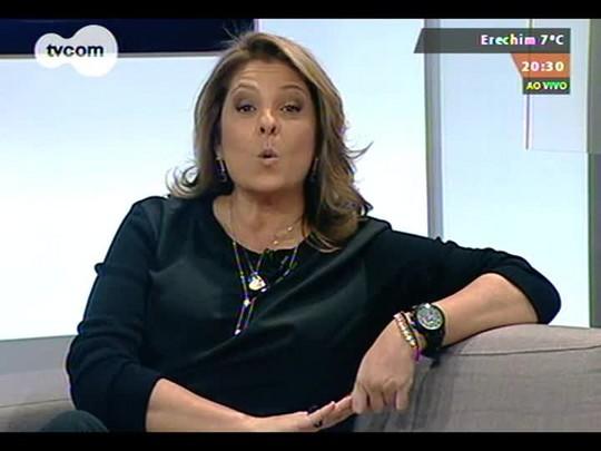 TVCOM Tudo Mais - Celso Gutfreind fala sobre ser patronável para Feira do Livro de POA