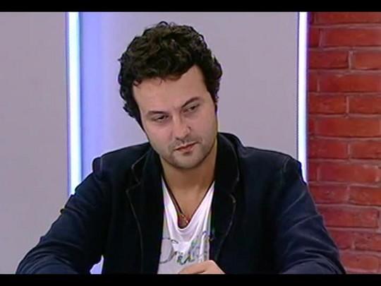 Mãos e Mentes - Publicitário e cineasta Marcelo Galvão - Bloco 4 - 31/08/2014