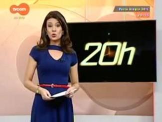 TVCOM 20 Horas - Justiça do Trabalho determina bloqueio de contas e bens da IESA Óleo e Gás - 24/11/2014