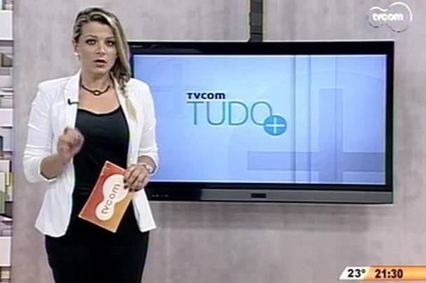 TVCOM Tudo+ - Mini Talento de 7 anos Faz Parcerias com Ícones da Música Sertaneja - 24.11.14