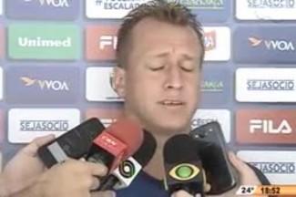 TVCOM Esportes - Marquinhos está confiante no acesso do Leão - 27.11.14