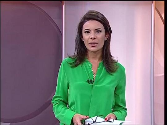 TVCOM 20 Horas - O trânsito no fim da tarde e os transtornos da chuva - 09/01/2015