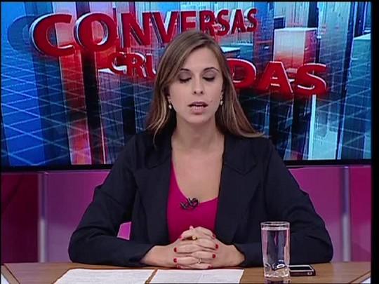 Conversas Cruzadas - Debate sobre o aumento da passagem do transporte coletivo - Bloco 2 - 22/02/15