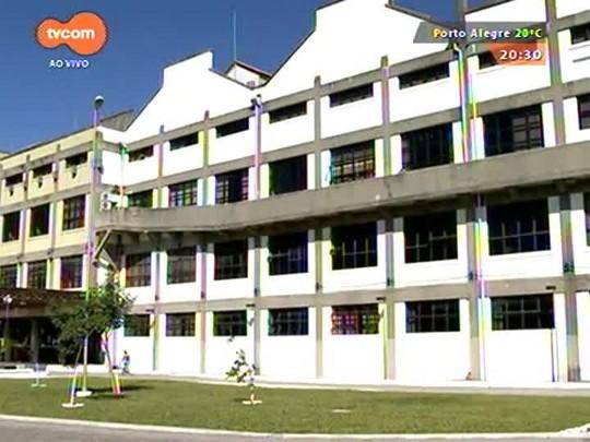 TVCOM 20 Horas - Professores e servidores de universidades federais paralisam atividades no interior do estado - 07/04/2015