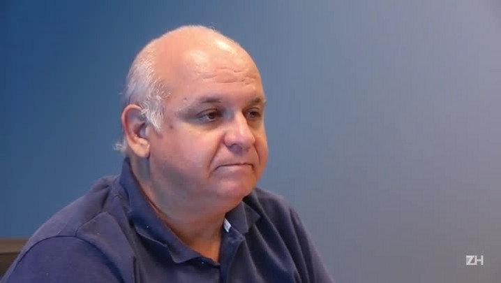 Entrevista com Romildo Bolzan Jr., presidente do Grêmio