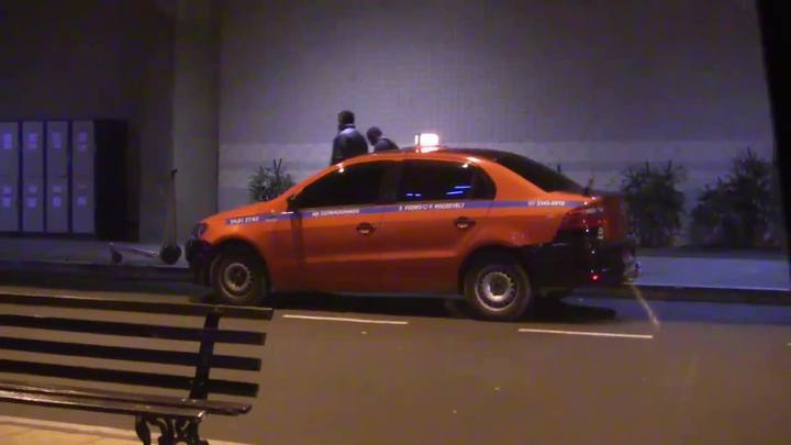 Taxista que atropelou e matou ciclista segue trabalhando no Salgado Filho